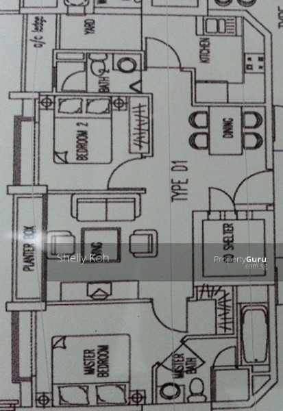 Charmant Treasure Gardens #74215701. Floor Plan