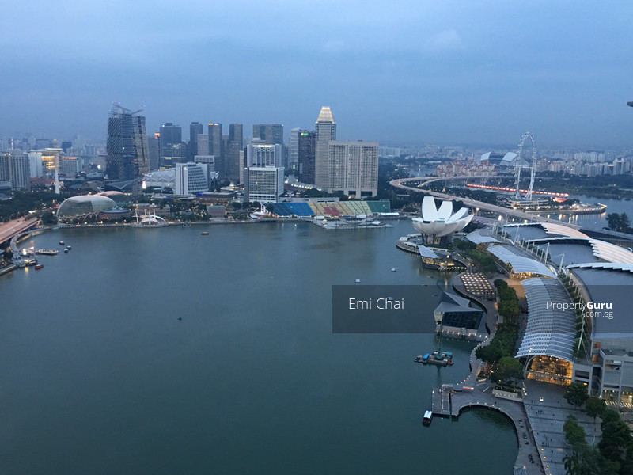 Marina Quay Properties Rent