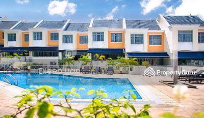 For Rent - ⭐ NOVENA TOWNHOUSE - COZY 4BEDROOM WITH BASEMENT (QUIET / NEAR NOVENA MRT / MALLS/ CENTRAL)
