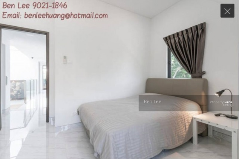 Jalan Naung Hougang Mrt 4f Rear Studio Master Bedroom With Attach Ensuite Bathroom Jalan Naung