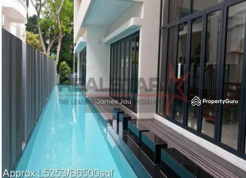 Modern Bungalow Goodman With Swimming Pool 72563235