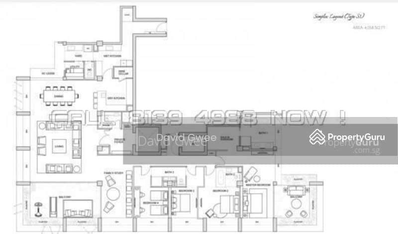 Le Nouvel Ardmore, 1A Ardmore Park, 8 Bedrooms, 8000 Sqft ...