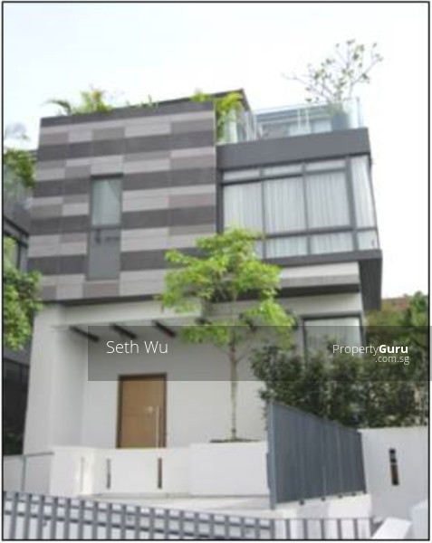 Modern house with private pool 73900791