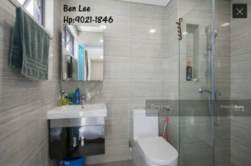 Hougang Central Mrt 4f M1 Studio Master Bedroom With Attach Bathroom Jalan Naung Room Rental