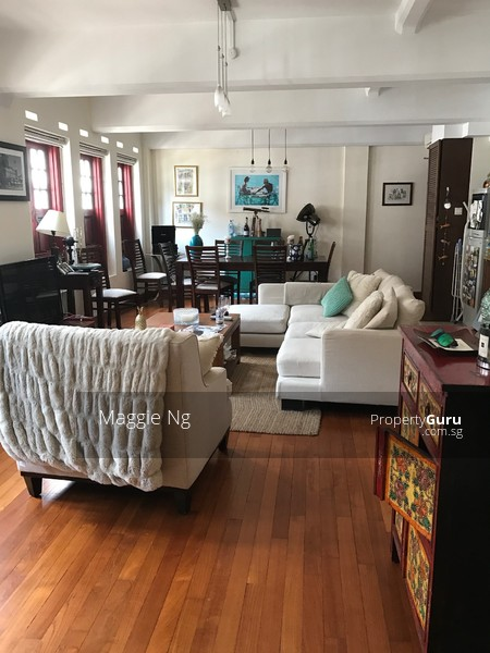 Conservation Shophouse for Rent @ Chinatown #86009515