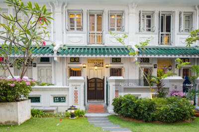 For Rent - Beautiful Conservation House at Joo Chiat Place