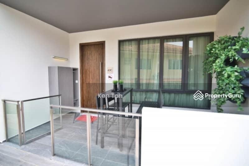 Beautiful new 3 storey terrace for sale 63 paya lebar for 3 storey terrace house for sale