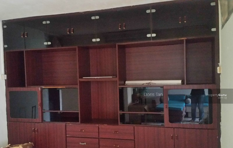 Amk Ave 4 Corner Unit New Aircon Kitchen Cabinet Fridge And Beds