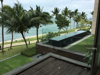 For Sale - BIG WATER WAY & SEA VIEW BUNGALOW @SENTOSA