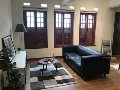 For Rent - Conservation Shophouse @ Chinatown
