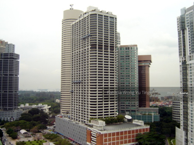 International Plaza 10 Anson Road 2 Bedrooms 1033 Sqft
