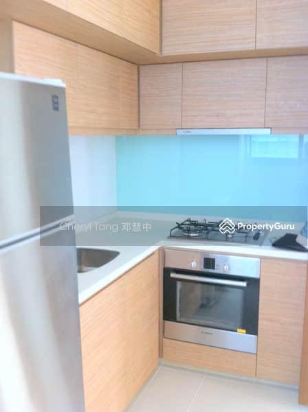 Enclosed Kitchen