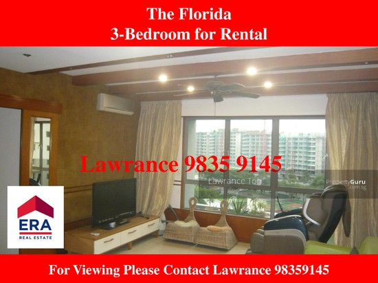 The Florida 70 Hougang Avenue 7 3 Bedrooms 1292 Sqft Condominiums Apartments And Executive