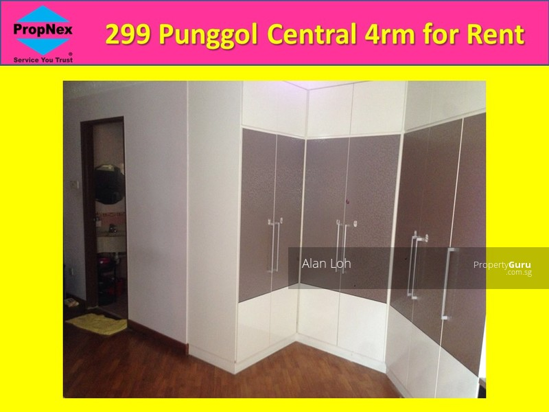 299 Punggol Central 299 Punggol Central 3 Bedrooms 990 Sqft Hdb Apartments For Rent By Alan
