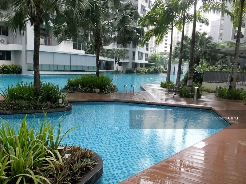 Arc at tampines tampines avenue 8 3 bedrooms 1055 sqft condominiums apartments and - Arc swimming pool ...