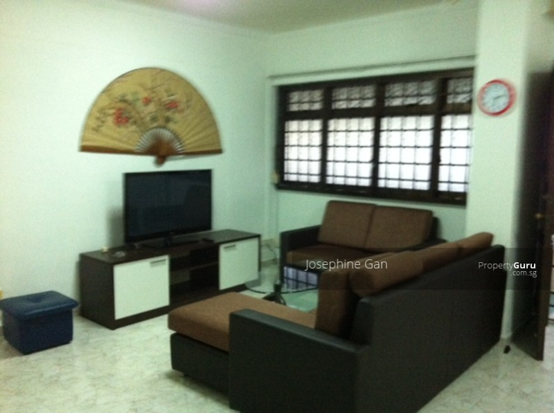 Living Room - well furnished
