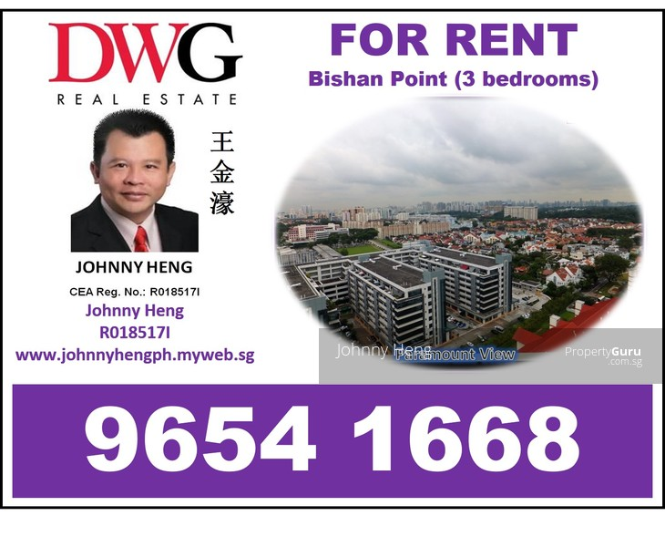 Bishan Point 61 Bright Hill Drive 3 Bedrooms 1185 Sqft Condominiums Apartments And