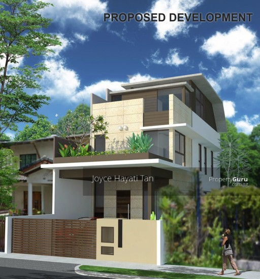Bedok Lane Semi D Build Your Dream Home Bedok Lane 4 Bedrooms 3200 Sqft Landed Houses
