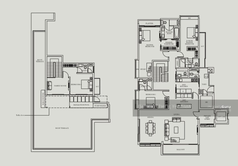 Sage, 11A Nassim Road, 4 Bedrooms, 4691 Sqft, Condominiums ...