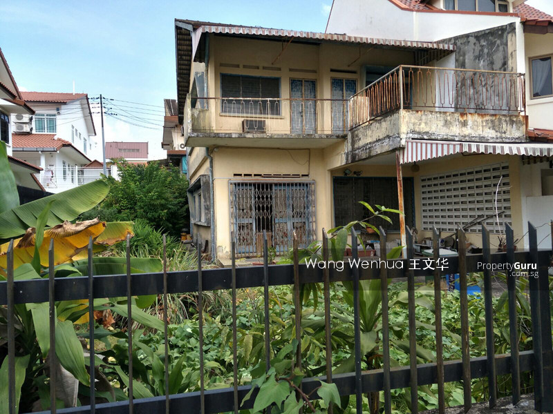 Semi Detached Jalan Limau Purut For Sale Jalan Limau