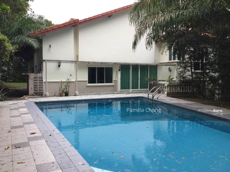 ⚡️LOWEST PRICED GCB!⚡️HILLTOP CHARMING GCB WITH EXTREME PRIVACY @ REBECCA ROAD VICINITY (顶级优质洋房) #86577783
