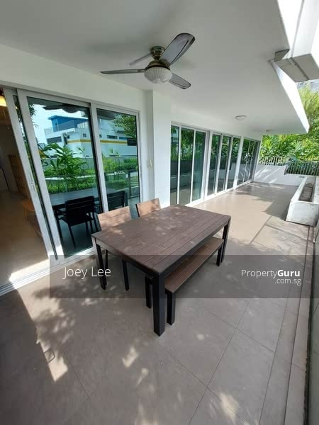 Spacious Patio for Relaxing