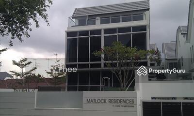 For Rent - Matlock Residences