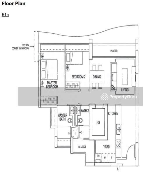 84+ Double Bay Residences Floor Plan Double Bay Residences Floor ...