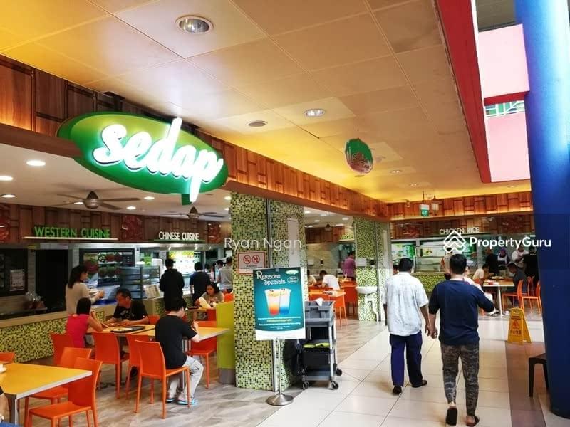 Pasir Ris Food Court
