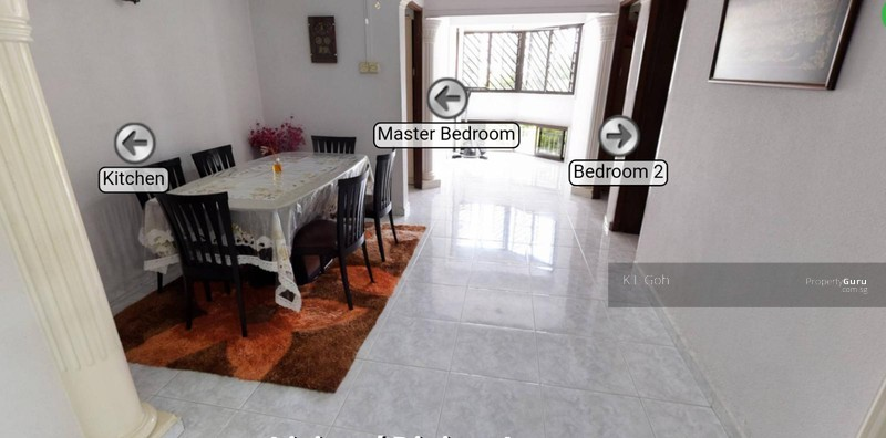 Master Bedroom Jurong East 103 jurong east street 13, 103 jurong east street 13, 3 bedrooms