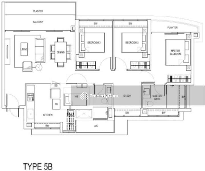 275a Bishan Street 24 275a Bishan Street 24 3 Bedrooms