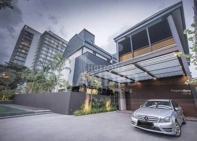 **Brand new Bungalow with lift and pool near MRT for $6.Xmil!** #129059755