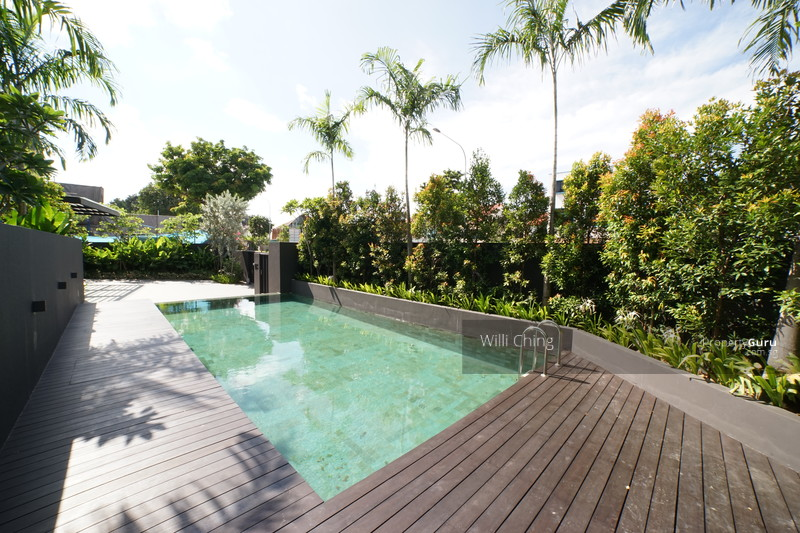 **Brand new Bungalow with lift and pool near MRT for $6.Xmil!** #92835941