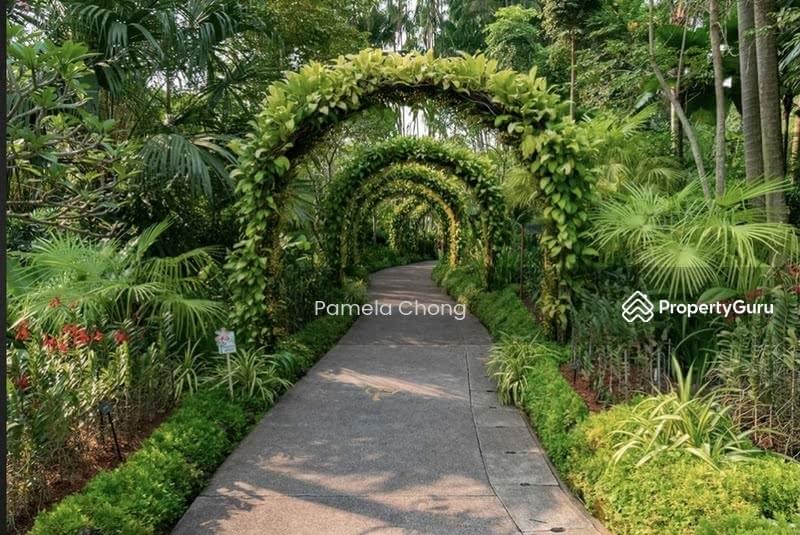 Near Botanic Gardens