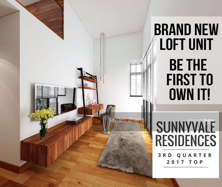 Sunnyvale Residences 134 Telok Kurau Lorong 3 Bedrooms 1119 Sqft Condominiums Apartments