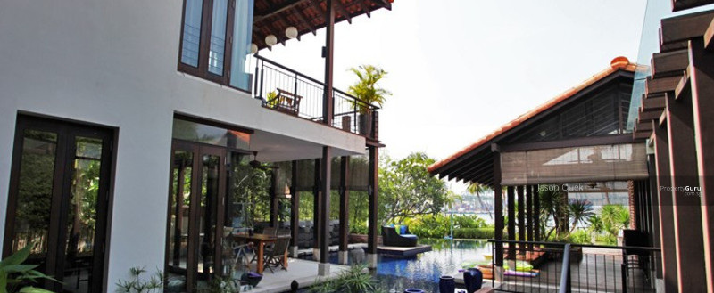Resort Style with Full Sea View