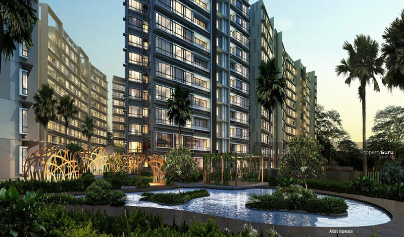 D 39 Nest Pasir Ris Grove 2 Bedrooms 760 Sqft Condominiums Apartments And Executive