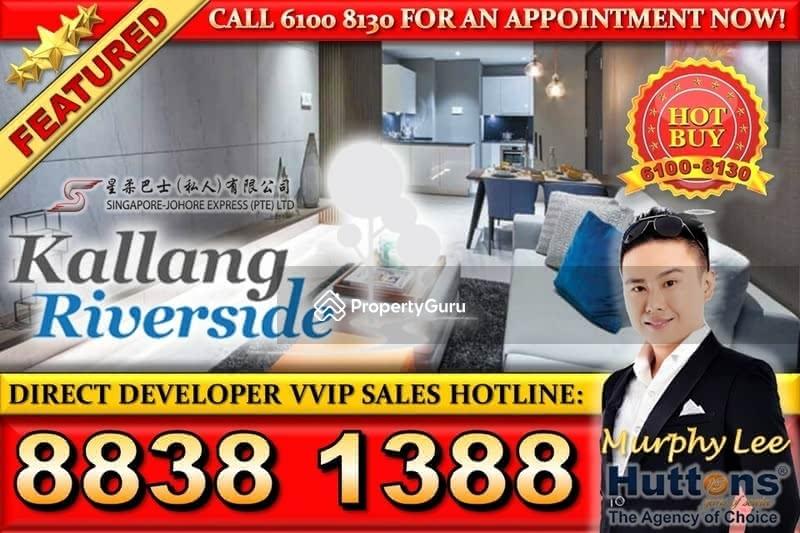 Kallang Riverside 51 Kampong Bugis 1 Bedroom 517 Sqft