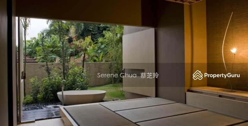 Beautiful Modern Zen GCB. Designed by Famous Architect @ Swiss Club ...