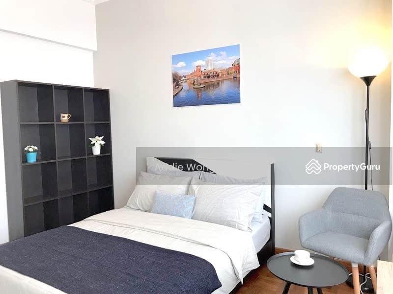 Condo Master Bedroom | Novena MRT 3 Mins Walk #96243629