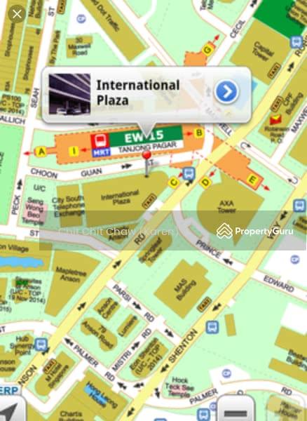 International Plaza, 10 Anson Road, 2 Bedrooms, 1033 Sqft ...