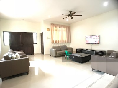 For Sale - Near Eunos MRT, 2sty Move-in Semi-D, N-S Facing