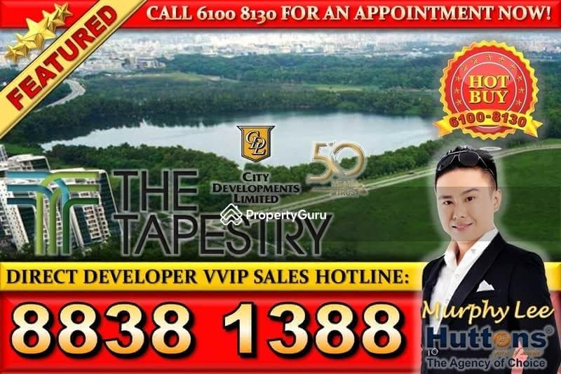 The Tapestry 51 Tampines Street 86 1 Bedroom 474 Sqft