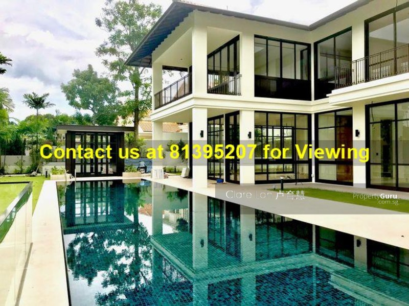 Modern brand new good class bungalow along holland road for rent 97273559