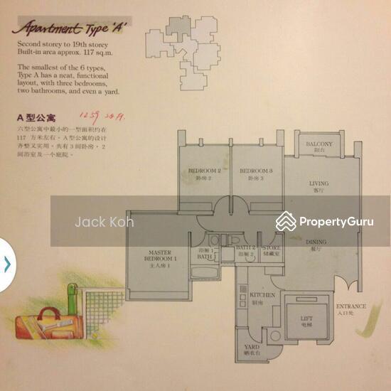 Kensington Park, 2 Kensington Park Drive, 3 Bedrooms, 1200