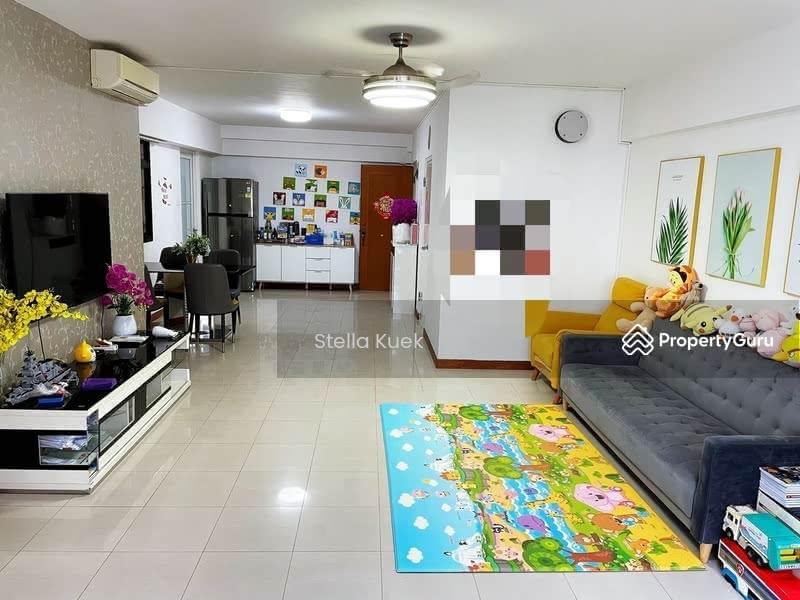 Living Hall - View 1
