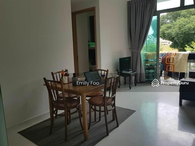 Living + Balcony + Dinning