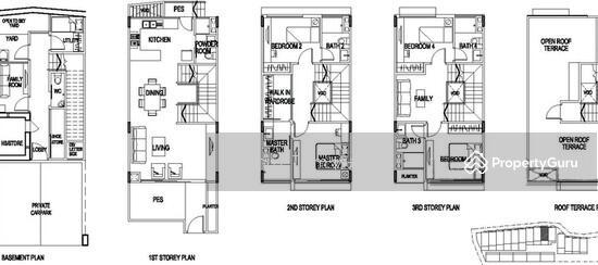 Atelier Villas 1 71 Yio Chu Kang Drive 3 Bedrooms 3067 Sqft Condos Apartments For Sale By Danis E T Lim 林永添 S 2 150 000 21243981
