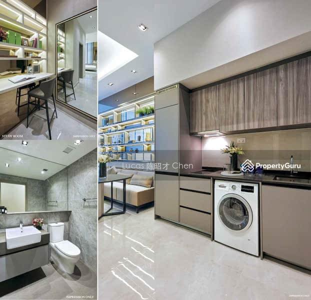 3 Bedroom Apartments Near Me Under 1 000: City Fringe Near CBD 3 Bedroom Dual Key New Launch Condo