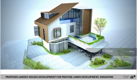 Siglap Road Proposed Erection Of A 2 Storey House With
